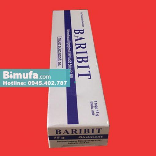 Hộp thuốc Baribit