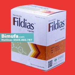 Hộp thuốc Fildias