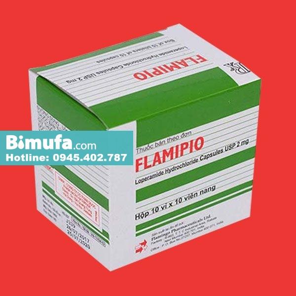 Hộp thuốc Flamipio