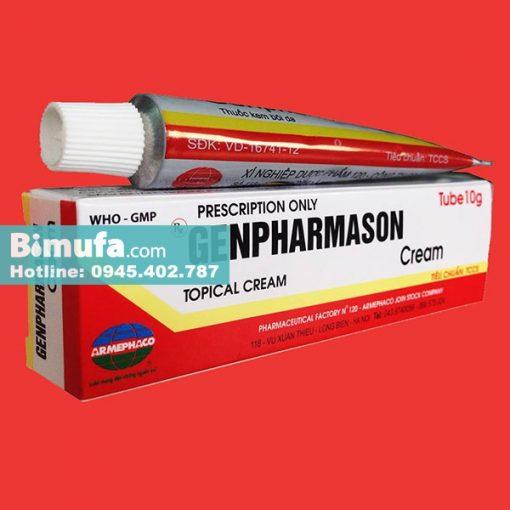 Hộp thuốc Genpharmason