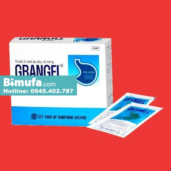 Hộp thuốc Grangel