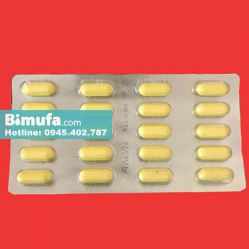 Vỉ thuốc Ketosteril tablets
