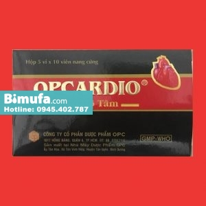 Hộp Opcardio