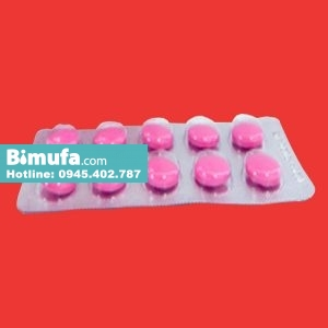 Vỉ thuốc Trivitamin