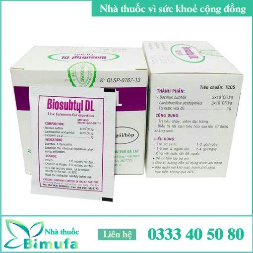 Hình ảnh sản phẩm Biosubtyl DL