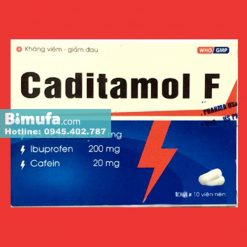 Caditamol F