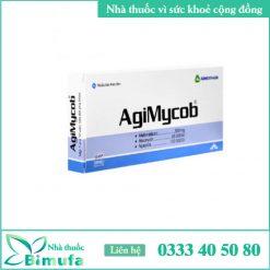 Vỏ hộp thuốc AgiMycob