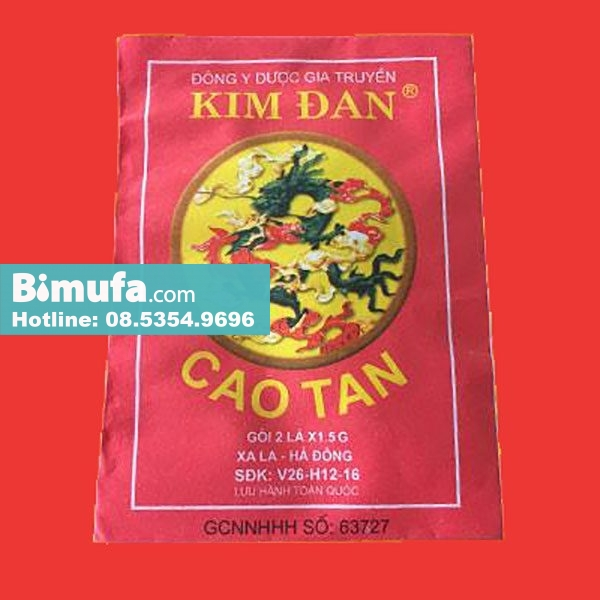 Cao Tan Kim Đan
