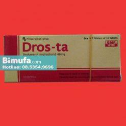 Thuốc Dros - ta