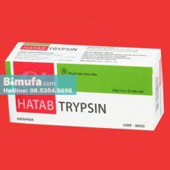 Thuốc Hatabtrypsin