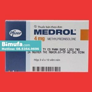 Medrol 4mg
