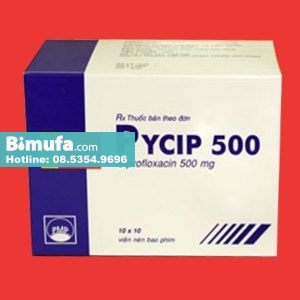 Pycip 500mg