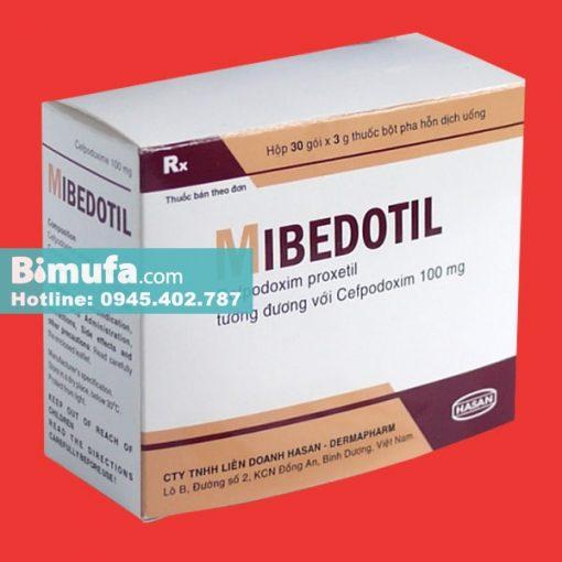 Mibedotil