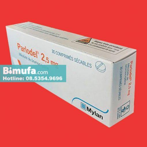 Parlodel 2.5 mg