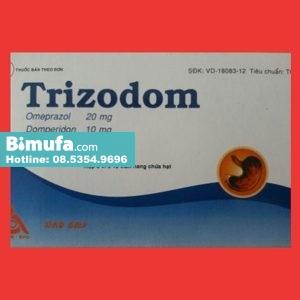 Thuốc Trizodom