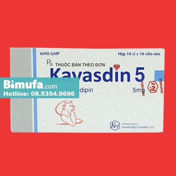 Thuốc Kavasdin 5