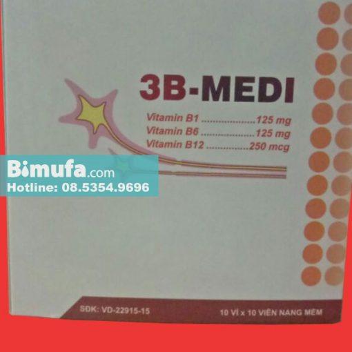 Thuốc 3B-MEDI