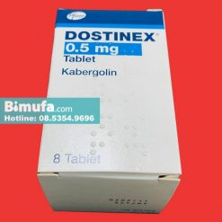 Hộp Dostinex