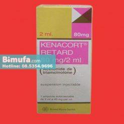 Thuốc Kenacort 80mg