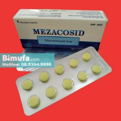 Mezacosid 4mg