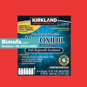 Dung dịch mọc tóc Minoxidil 5% Krikland