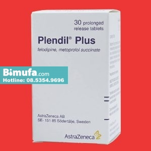 Plendil Plus 5/50mg