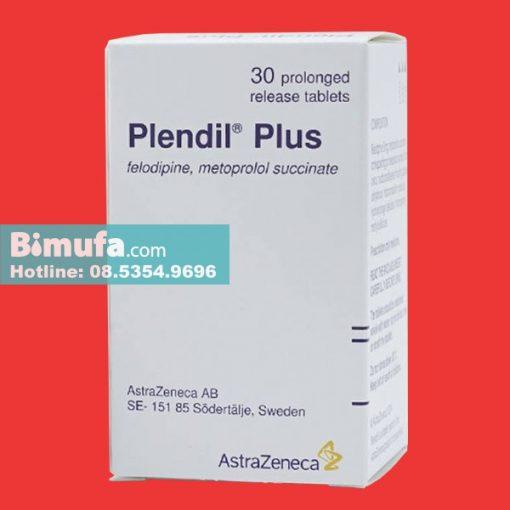Plendil Plus 5/50mg