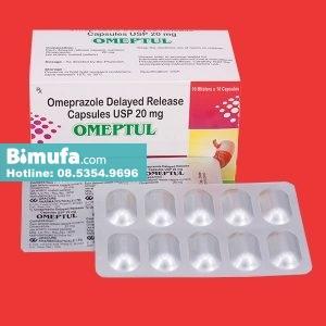 Thuốc Omeptul