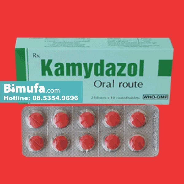 Kamydazol 125mg
