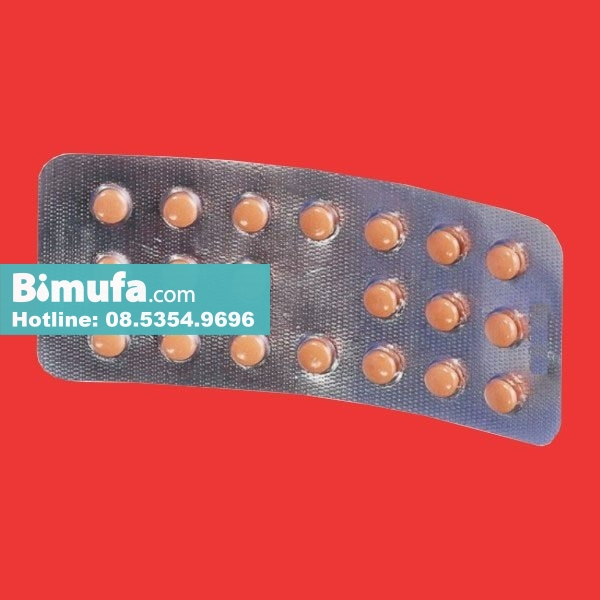 Thuốc Aminazin 25mg