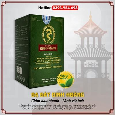Dạ Dày Đinh Hoàng