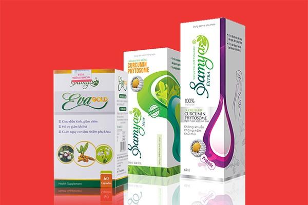 Bộ sản phẩm Samya