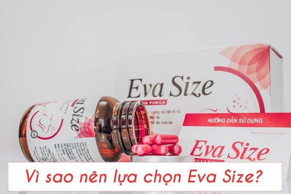 Vì sao nên lựa chọn Eva Size?