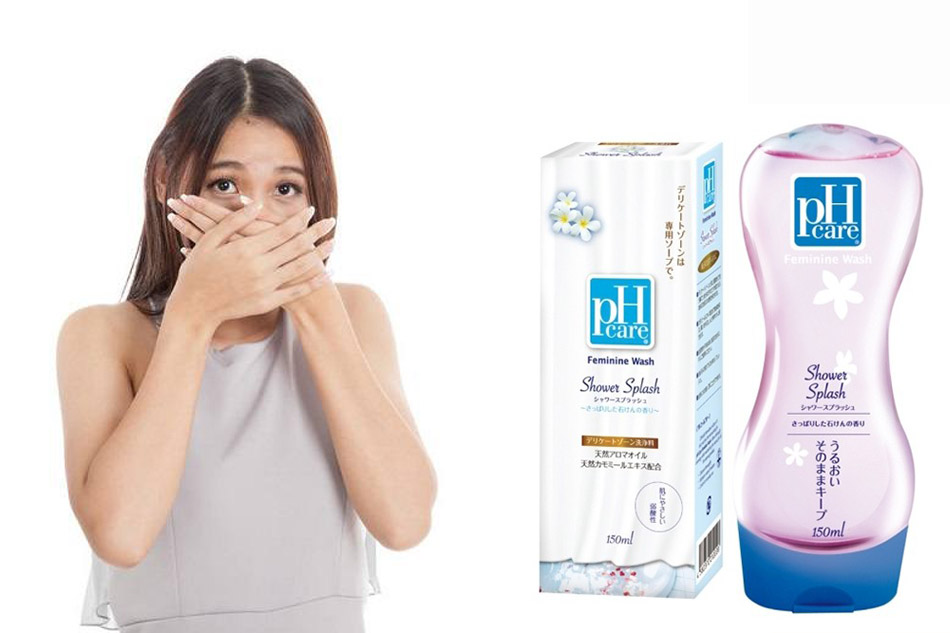 Dung dịch vệ sinh phụ nữ pH Care