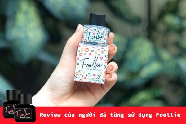 Review của người đã từng sử dụng Foellie