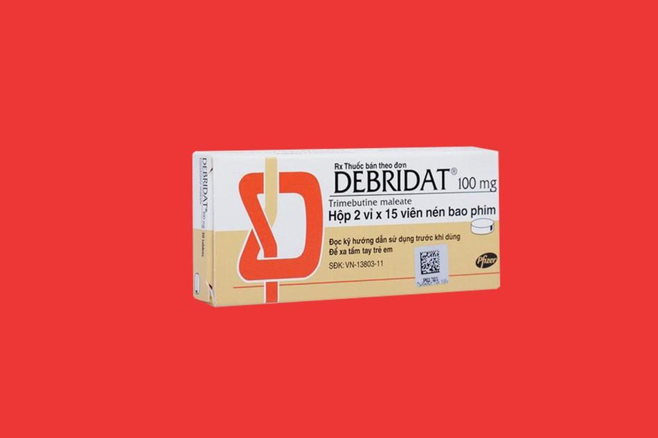 Cách sử dụng Debridat