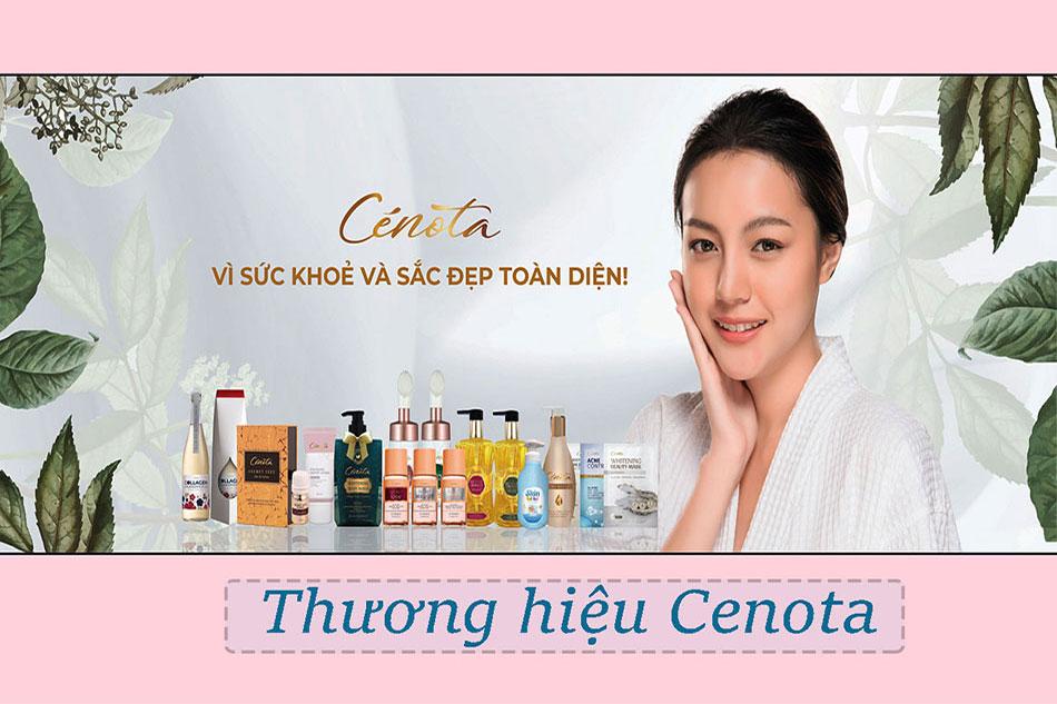 Giới thiệu thương hiệu Cenota