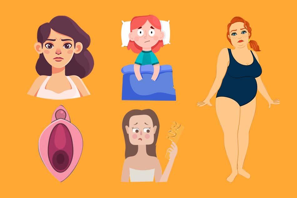 Tình trạng rối loạn nội tiết tố ở nữ giới