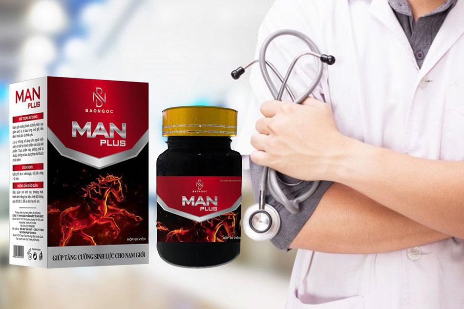 Manplus là một sản phẩm hỗ trợ tăng cường sinh lực phái mạnh