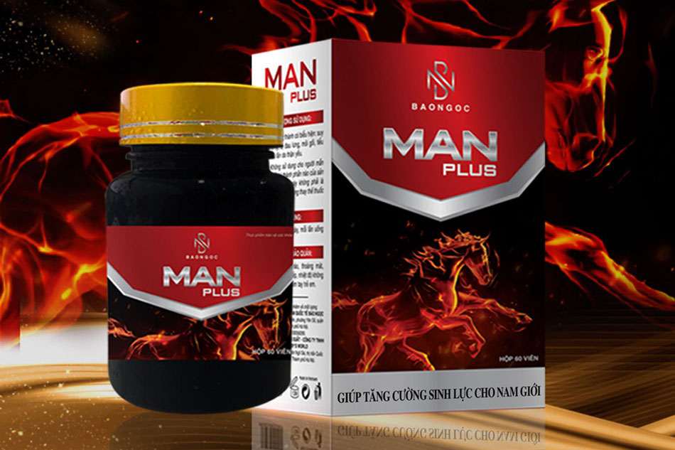 Manplus tăng cường sinh lý nam giới