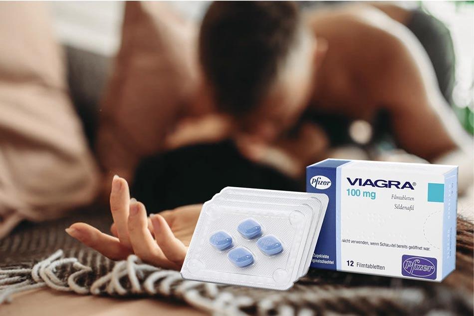 Thuốc sinh lý nam Viagra