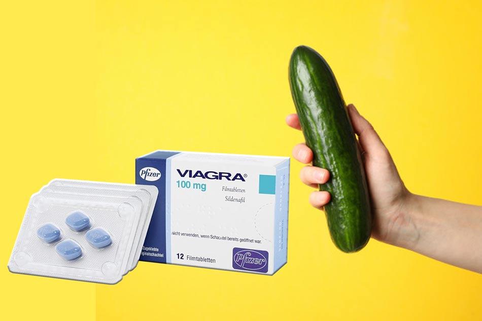 Thành phần thuốc Viagra