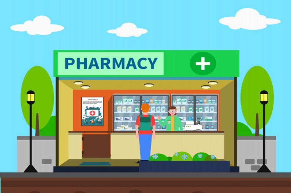Thuốc cường dương Viagra được bán tại tất cả các hiệu thuốc Tây trên toàn Quốc