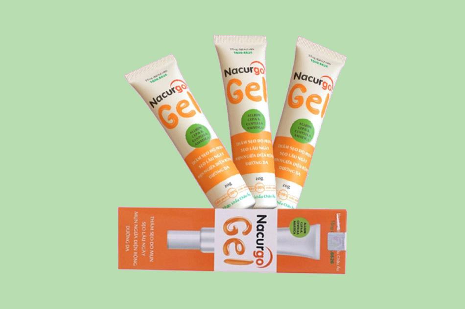 Trị mụn ẩn bằng Nacurgo gel có hiệu quả không?