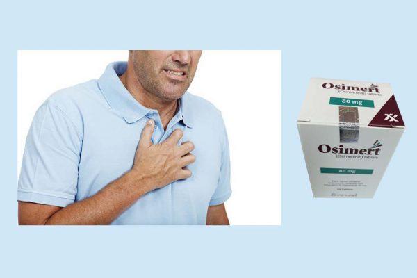 Tác dụng của thuốc Osimert