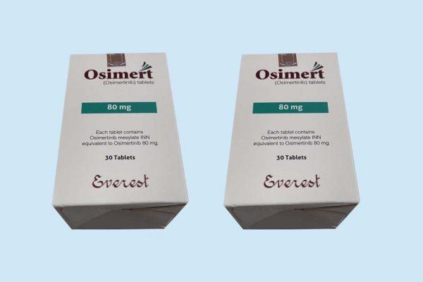 Tương tác thuốc Osimert