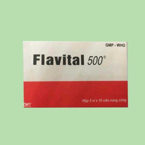 Flavital 500