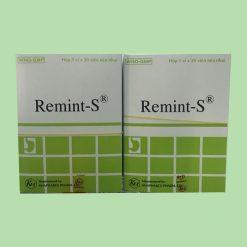 Bao bì thuốc Remint-S
