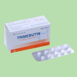 Trimebutin hộp 10 vỉ