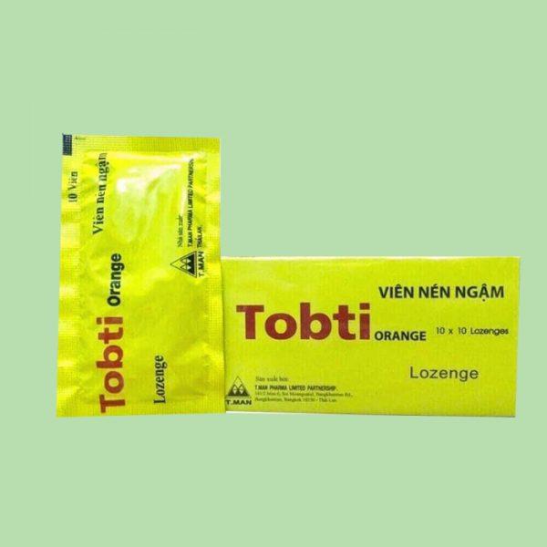Tobti orange